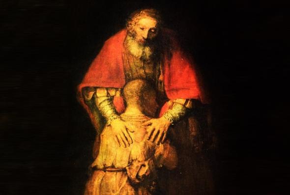 Abrazo del Padre