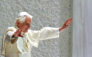 Benedicto XVI, un Papa acogedor
