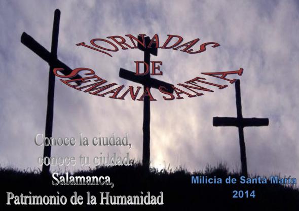 Jornadas Semana Santa 2014